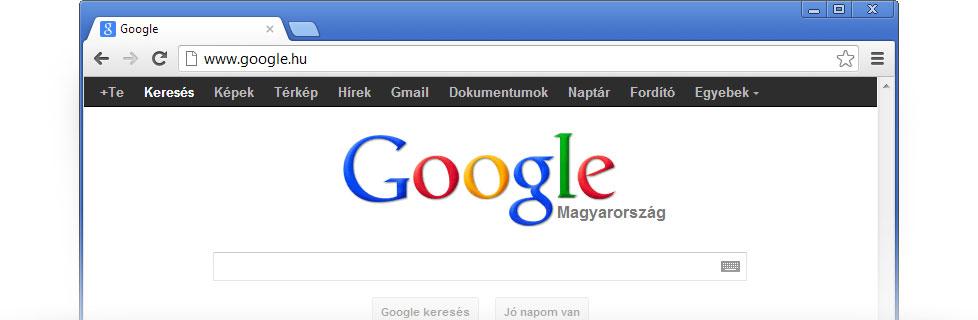 Как сделать главной страницу гугла