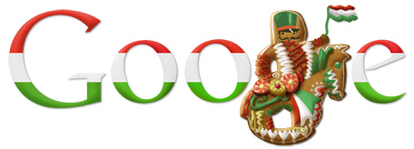 Google Logo: Hungarian Revolution of 1848