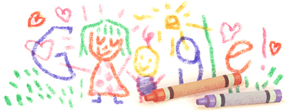Google Logo: Mothers Day - 2012