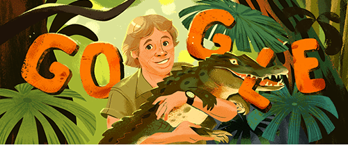 Steve Irwin's 57th Birthday