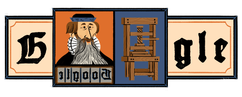 Celebrating Johannes Gutenberg